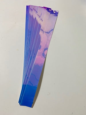 "1"" X 12"" Moon Jelly Tape"