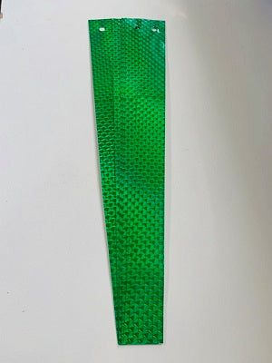 "1"" X 12"" Dark Green scale tape"