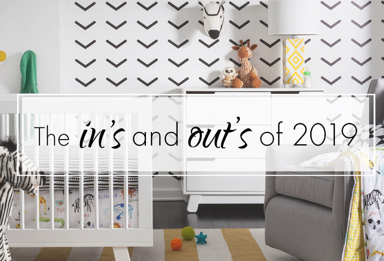 Design Trends: The IN's and OUT's in 2019