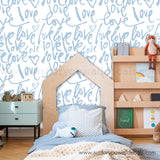 love removable wallpaper