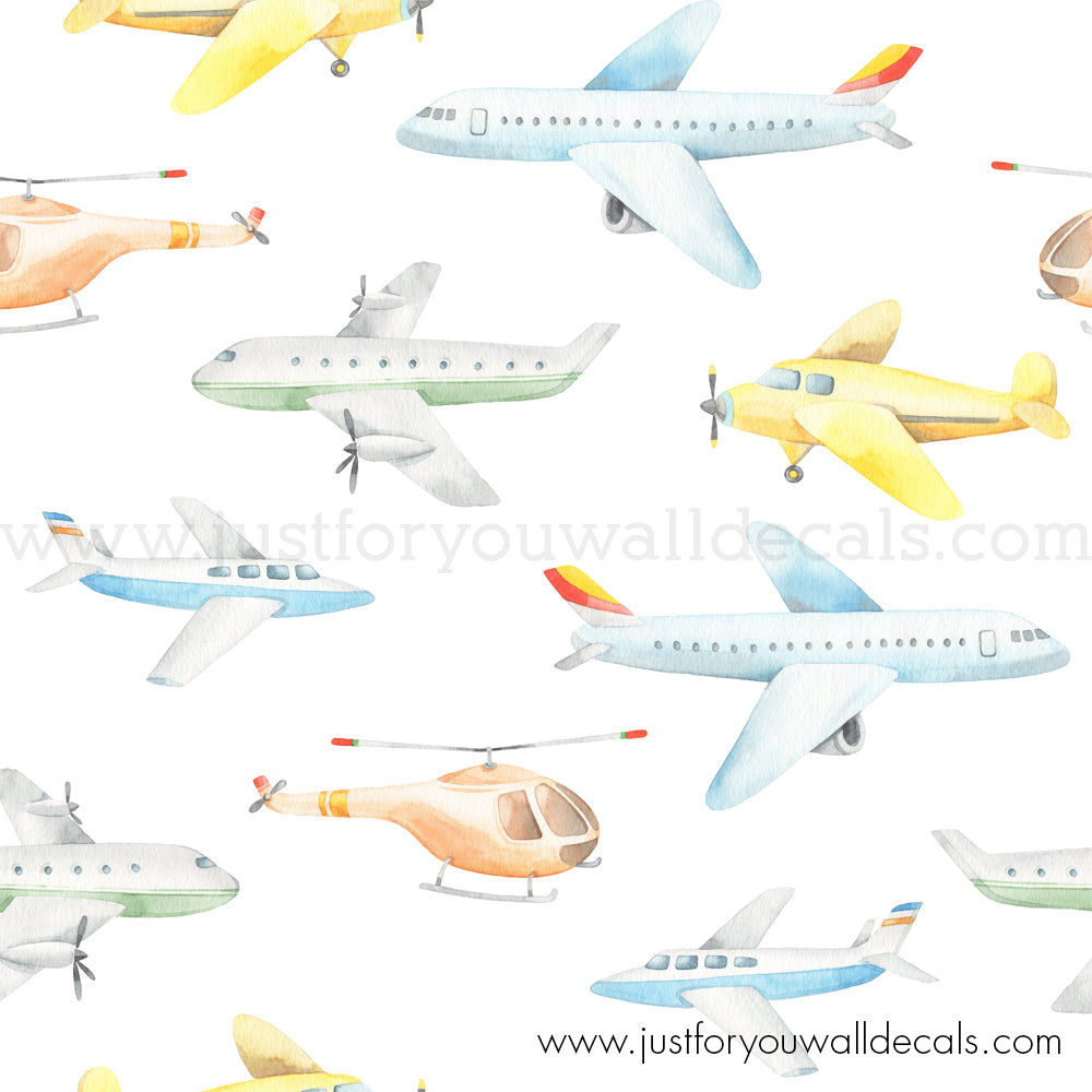 Sample Airplane Wallpaper