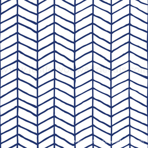 Sample Chevron Wallpaper
