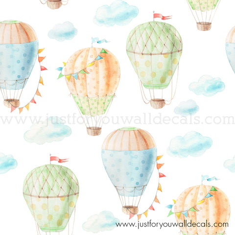 Sample Hot Air Balloon Wallpaper