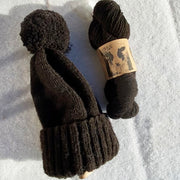 Ferme Fiola Farm - Fingering Weight Yarn - Espresso