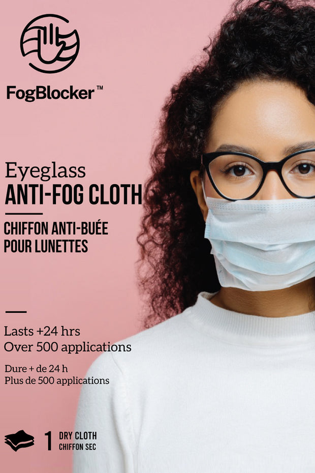Eyeglass Anti-Fog Cloth