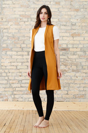 Fort Garry Long Vest