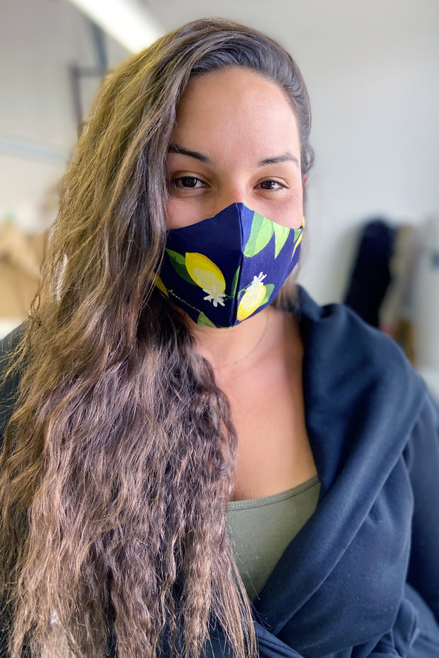 Non-Medical Grade Cotton/Bamboo Masks- Prints