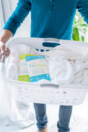 TRU EARTH- Eco-strip Laundry Detergent - Fragrance Free- 32 Loads