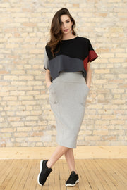 ZW Crop Top Blouse