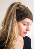 Bamboo FLEECE Headband - Printed
