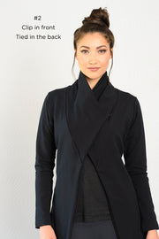 Heritage Bamboo Fleece Jacket