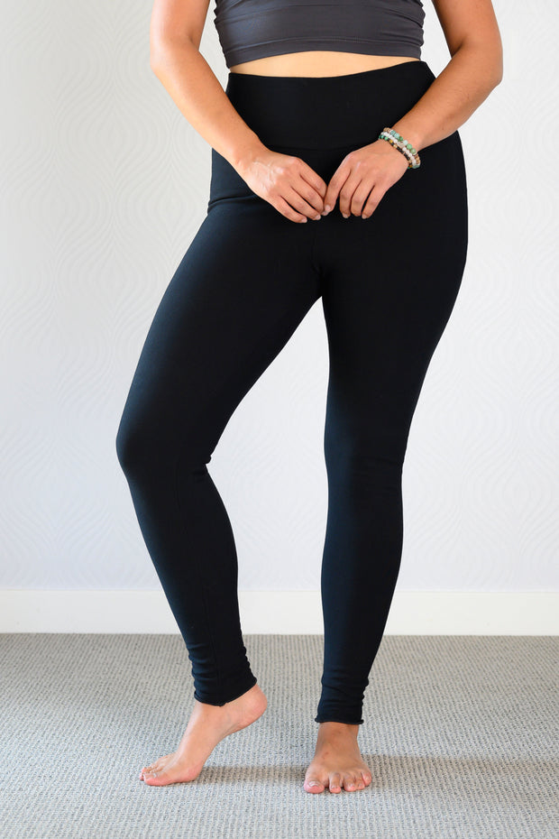 Bamboo WINTER Legging- Solid