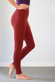 Bamboo ALL Season Legging- Solid