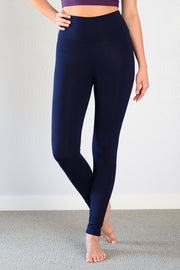 Bamboo MID Season Leggings - Solid