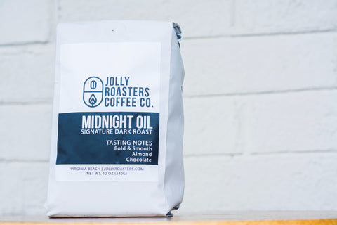 Midnight Oil: Signature Dark Roast