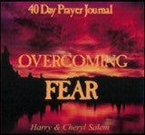 Overcoming Fear ... A Forty Day Prayer Journal