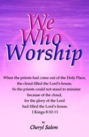 We Who Worship EBook
