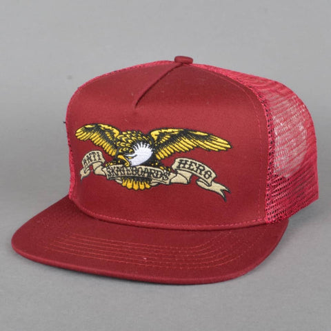 4007fda1 Antihero Eagle Embroidered Snapback Trucker Hat – Visioneri