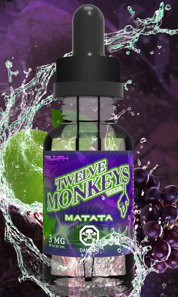 12 Monkeys TRIUMPH Matata 60ml