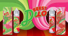 Burst Duo - Strawberry Kiwi