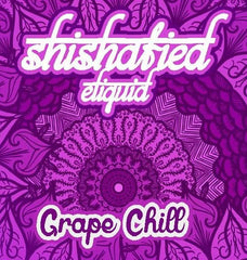 Shishafied Eliquid - Grape Chill