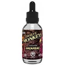 12 Monkeys Harambae 60ML