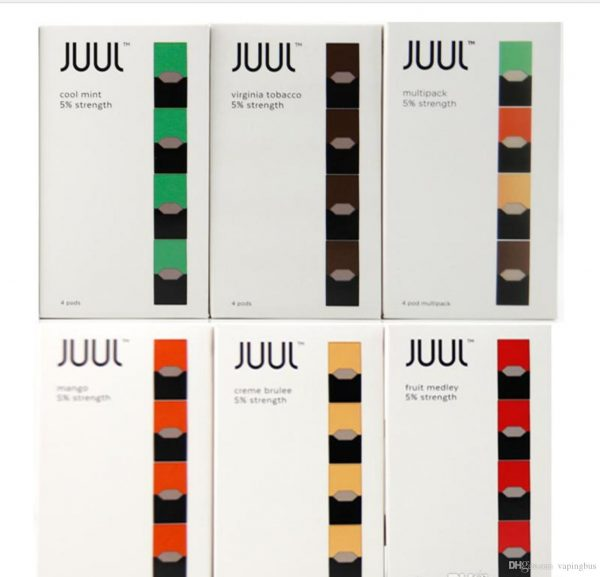 Juul Pods (4 pack)
