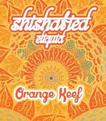 Shishafied Eliquid - Orange Keef