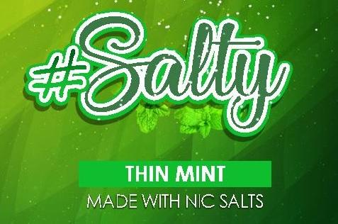 #Salty - Thin Mint 30ml