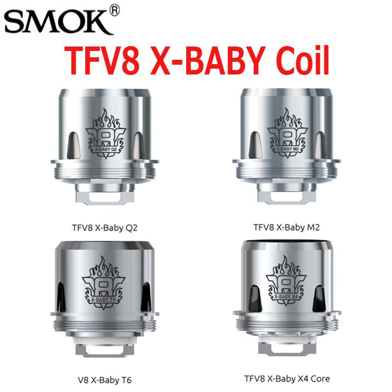 SMOK TFV8 X-Baby 3pack coils