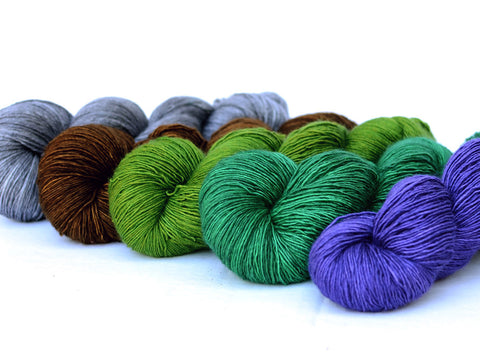 Hand dyed yarn club - 12 months subscription