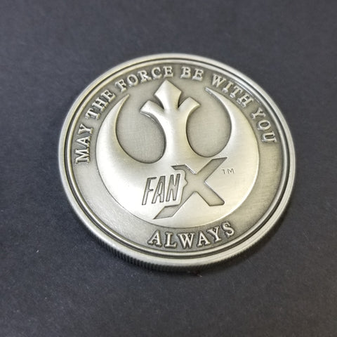 Star Wars FanX Coin