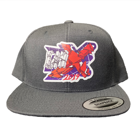 FanX Crushed Rock Baseball Cap