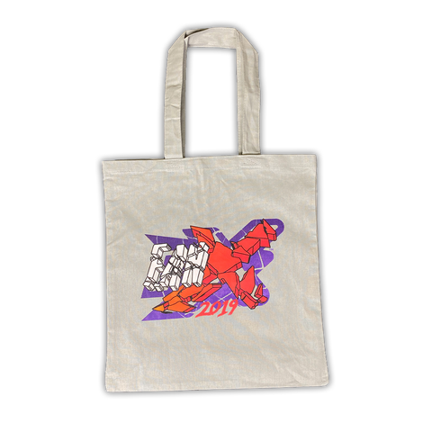 FanX Crushed Rock Tote