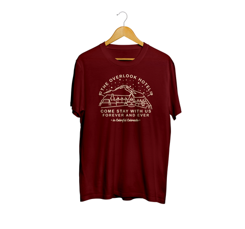 The Shining 'Overlook Hotel' Tee