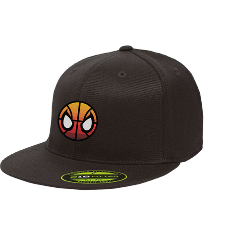 Spida City Edition Flex Fit Patched Hat (Black)