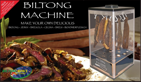 Biltong Machine Executive Bar-Top Model