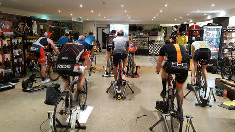 iRIDE Winter Spin Sessions - June 7