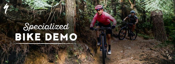 Specialized Demo Day - 15 October – iRIDE