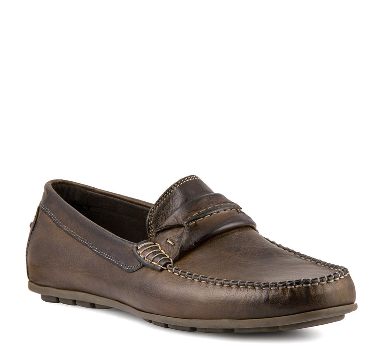 Calzoleria Toscana Loafer Men's - Brown - Calzoleria Toscana - On The EDGE