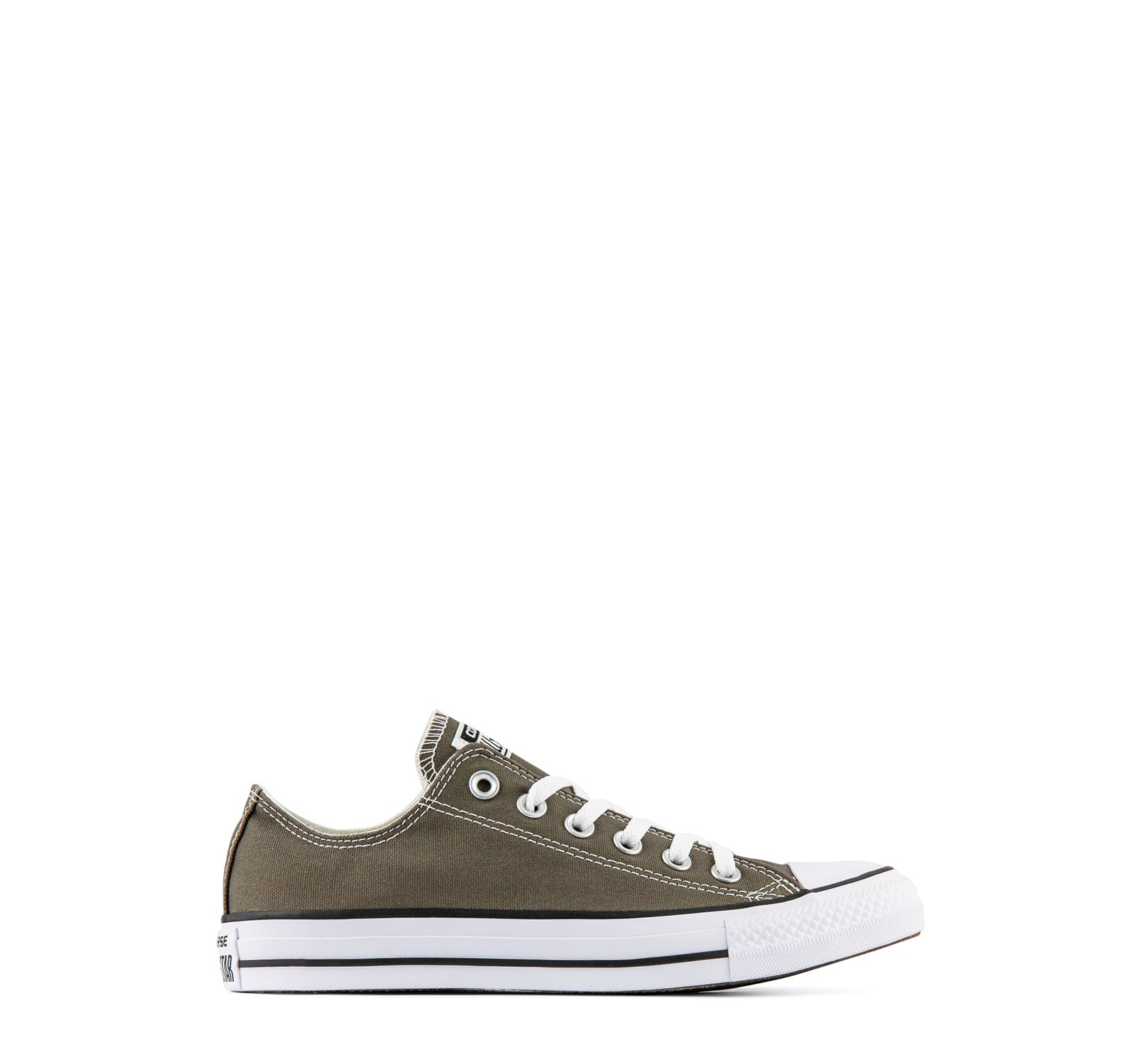 0776a38632356c Converse Chuck Taylor All Star Low Top Kids Sneaker in Charcoal - Converse  - On The ...