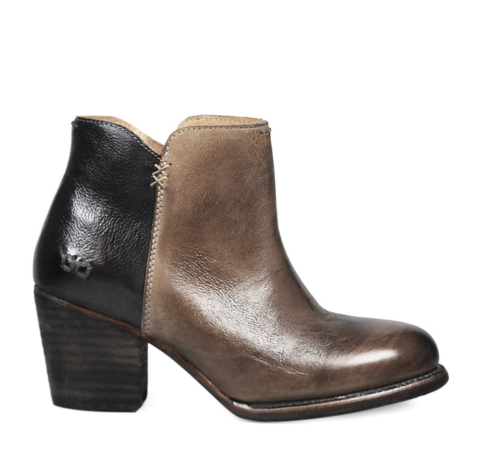 Bed Stu Yell Women's Ankle Boot in Smoke/Grey/Black - Bed Stu - On The EDGE