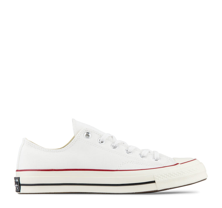 Converse Chuck 70 Ox Low - White