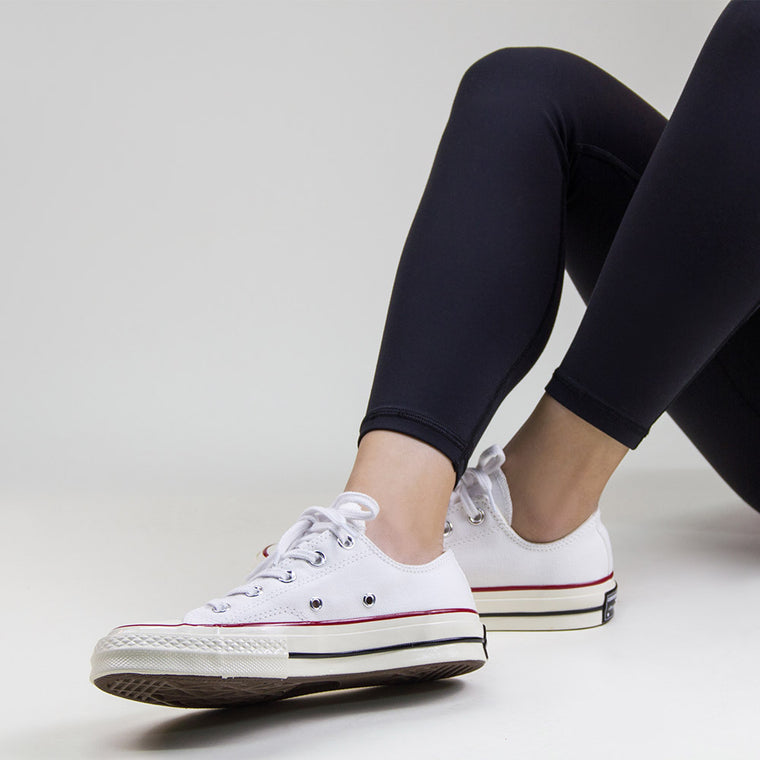 Converse Chuck Taylor All Star 70 Ox Low Sneaker in White - Converse - On The EDGE