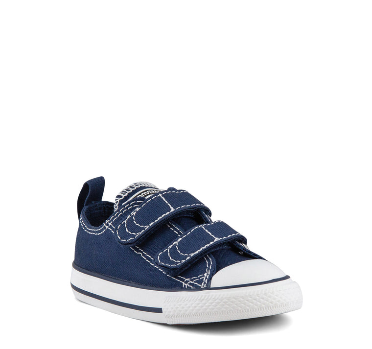 Converse Chuck Taylor All Star 2V Kids - Navy/White - Converse - On The EDGE