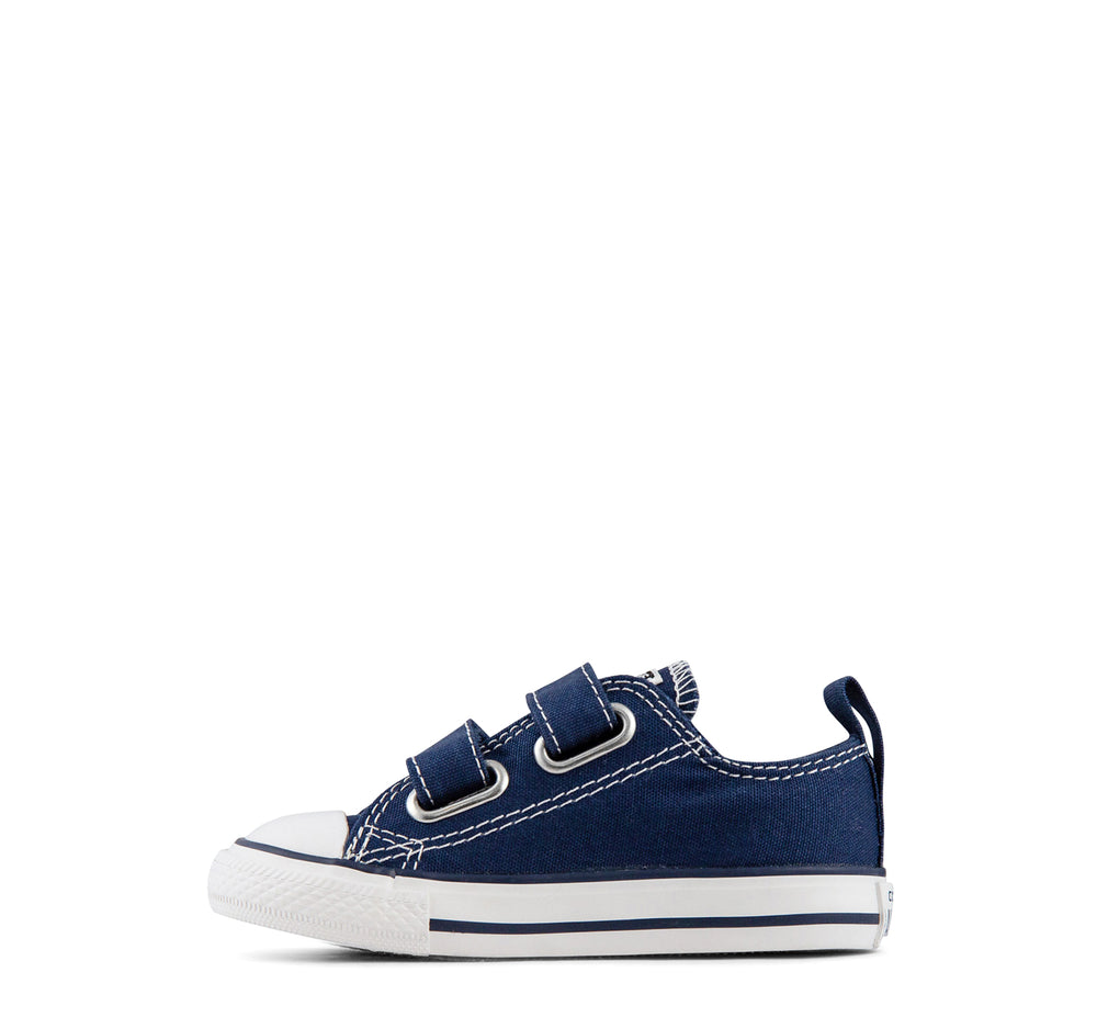 Converse Chuck Taylor All Star 2V Toddlers' Sneaker in Navy and White - Converse - On The EDGE