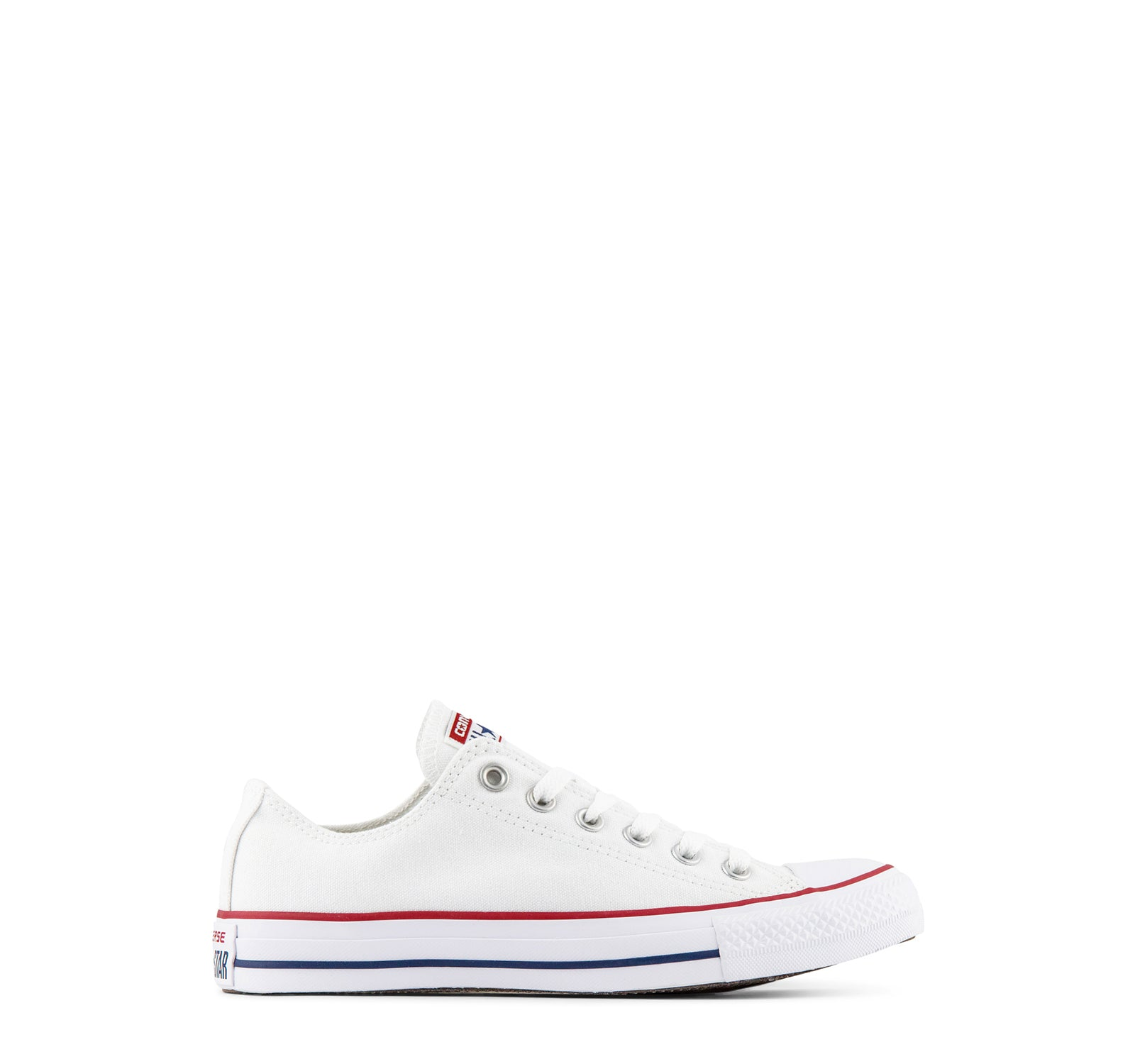 Converse Chuck Taylor All Star Low Top Kids' Sneaker in Optic White - Converse - On The EDGE