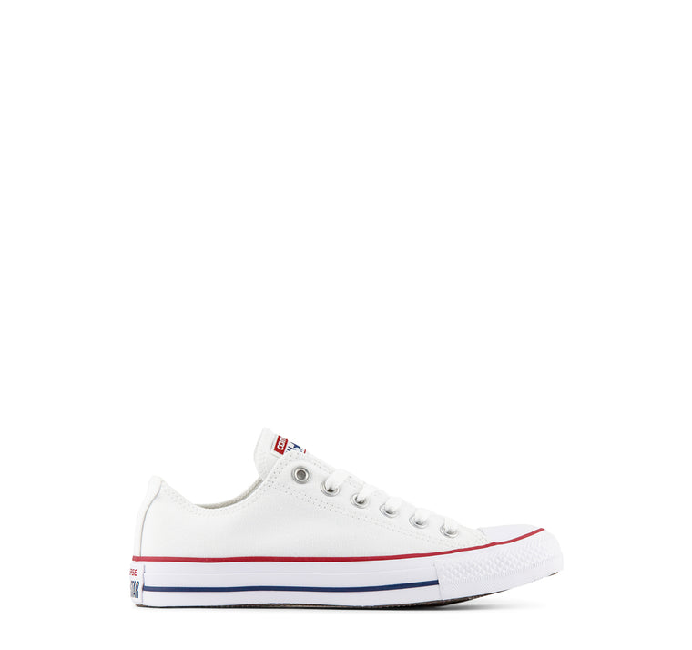 Converse Chuck Taylor All Star Low Top Kids Sneaker in Optic White