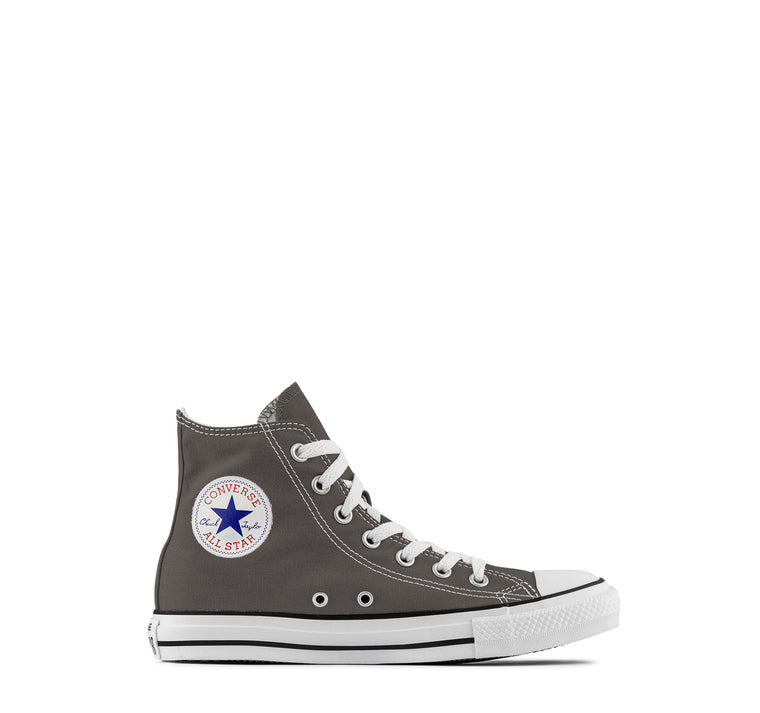 Converse Chuck Taylor All Star Hi Top Kids Sneaker in Charcoal