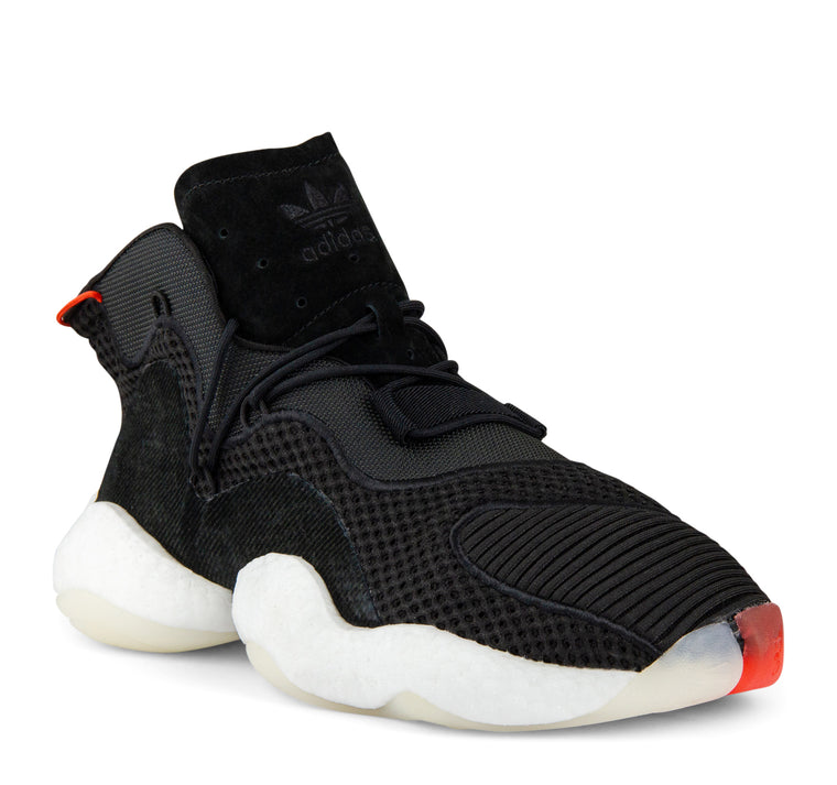 Adidas Crazy BYW B37480 Men's Sneaker in Black/White - Adidas - On The EDGE